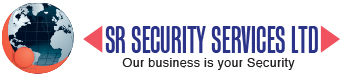 SR Security Logo